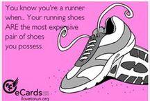 Running / running makes me happry