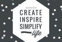 Inspiration for portfolio