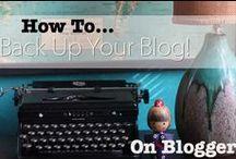 Blog Help / Blogging Help and Ideas