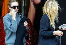Irmãs Olsen-estilo.