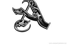 Typography & Callligraphy