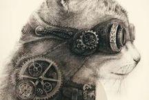 art. / supercool, inspiring and quality realistic art stuffs