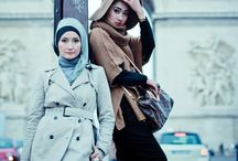some of hijab office look ideas / Inspiring my office look