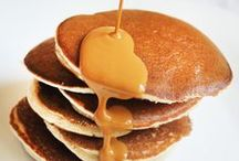 Clatite si Pancakes (fara zahar, 100% sanatoase)