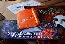 Straz Reviews #GetStrazzed / Trough out continued partnership with the #Straz Performing Arts Center, the #TampaBayBloggers have attended multiple amazing performances. #Broadway