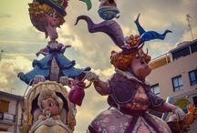Fallas (Valencia - Spain) / Fallas, Tourism, Travel, Viajes