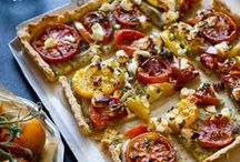 Tomato Recipes for H.G.'s 23 Varieties / At SIW we offer you 23 different varieties of delicious and beautiful tomatoes.  Here are some recipes to help you enjoy them even better!