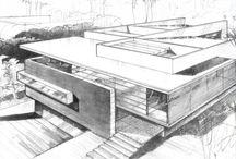 Architectural Sketches / Architectural Sketches