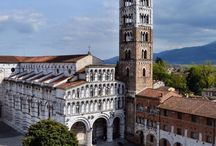Lucca (Italy) / Viajes, Travel, Tourism