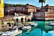 Livorno (Italy) / Livorno, Travel, Tourism, Viajes