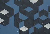 Tiles: Once in a blue
