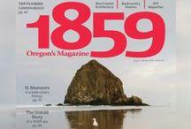 1859 Magazine Covers / 1859 #Oregon Magazine Covers