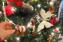 My 2015 Christmas Trees