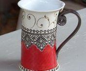 Keramika – hrnek...