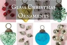 Christmas Ornaments I Like