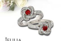 The Red Series / Want to lighten your every seasons by delicate stuff? Here are some red rings which can be a real surprise for you.