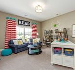Kids Spaces / Ideas and inspiration for kids spaces and bedrooms.