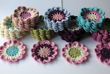 Crochet and a little knitting / by Anita van Vlimmeren