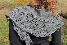 Knitting-Wraps/Boleros/Scarves / by Debra Rutlidge