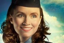Novel: On Distant Shores / Lt. Georgie Taylor has everything she could want. A comfortable boyfriend at home, a loving family, and a challenging job as a flight nurse. But in July 1943, her life gets complicated when she meets pharmacist Sgt. John Hutchinson. While Georgie and Hutch care for the wounded in Sicily and Italy, their lives back home are falling apart. Can they weather the hurt and betrayal? Or will the pressures of war destroy their fragile connection?