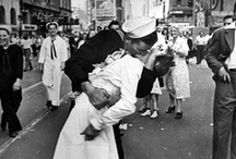 World War II Couples / Romance in wartime