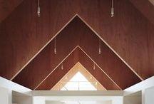 : Ceilings: