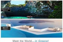 Meet the world in Greece