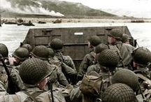WWII in the European Theater (ETO) / From D-Day to V-E Day. / by Sarah Sundin