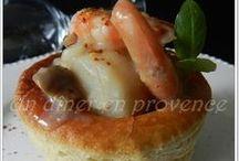 Mes Plats de Poissons & Crustacés