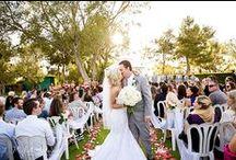 Gazebo Wedding Ceremony / Alta Vista Country Club has the most beautifully maintained wedding ceremony gazebo in Orange County!