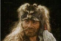 Mountain men, Trapper, Frontier, Voyager / A sárgaszemű dolgai