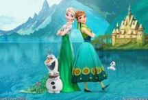 Frozen Fever (2015) wallpapers / Frozen Fever wallpapers HD with Elsa, Anna, Olaf and the Snowgies and other characters :]