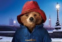Paddington Bear (2014) / Wallpapers hd from the Paddingtion movie 2014 with Paddy in difference scenes :]