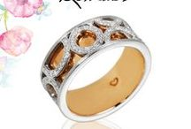 Wedding Rings / Todas as alianças de casamento Romantis.