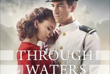 Novel: Through Waters Deep / Waves of Freedom Book 1 from Revell Books, August 2015! In 1941, America teeters on the brink of war. Naval officer Ensign Jim Avery escorts British convoys across the North Atlantic in a destroyer. Back on shore, Boston Navy Yard secretary Mary Stirling does her work quietly and efficiently. When Jim finds evidence of sabotage on his ship, Jim and Mary must work together to uncover the culprit.