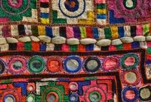 Fabric of India / Inspiration collected from the V&A's Exhibition