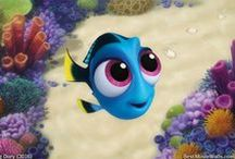 Finding Dory (2016) / Wallpapers from Pixar's upcoming Finding Dory amination movie.