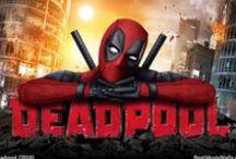 Marvel Deadpool (2016) / HD wallpapers from Marvel's Deadpool