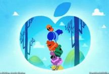The Golden Apple series / http://www.bestmoviewalls.com/directory/The-Golden-Apple-Series-wallpapers-hd-with-Vihra-Bran-Vlad-Tina-Vulkan-Zmei-Iskra-and-other-characters.html