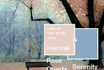 Pantone Colour of the Year - 2016