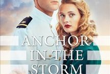 Novel: Anchor in the Storm / Book 2 in the Waves of Freedom series, coming May 2016 from Revell! For plucky Lillian Avery, America's entry into World War II means a chance to prove herself as a pharmacist in Boston. She loves the wartime challenges of her new job but spurns the attention of society boy Ens. Archer Vandenberg. As Arch's destroyer battles U-boats along the East Coast, Lillian uncovers a black market drug ring. Arch and Lillian work together on the investigation, but can he ever earn her trust and affection?