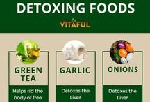 Detox & Foods / What it takes to Detox.  Leading Nutrition Ideas