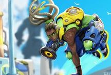 Lúcio cosplay project / Overwatch is lit and I want to cosplay Lúcio one of these days...
