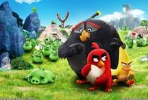 Angry Birds movie (2016) / The Angry Birds movie wallpaper hd and desktop backgrounds.