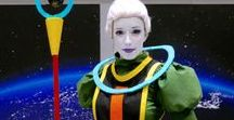 Dragonball cosplays / Resources and inspiration for future Dragonball cosplays.