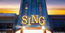 SING (2016) / Wallpapers from Illumination Entertainment's SING movie with all characters :]