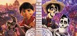 Pixar's Coco (2017) / Wallpapers from Pixar's Coco 2017 movie with Miguel, mama Coco and cool Day of the Dead (Dia de los muertos) stuff :]