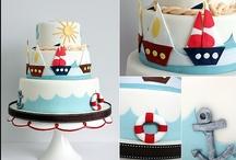 ♨ Tortas decoradas para varones / by María Celeste Guzmán