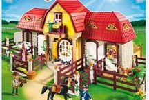 Playmobil / by Katie Collins