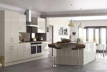 Kitchen Design / Stylish kitchen designs and inspired modern homes